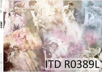 Papier ryżowy ITD R0389L