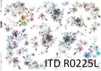 Papier ryżowy ITD R0225L