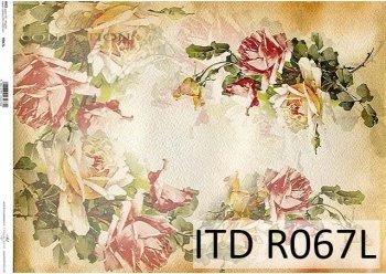 Papier ryżowy ITD R0067L
