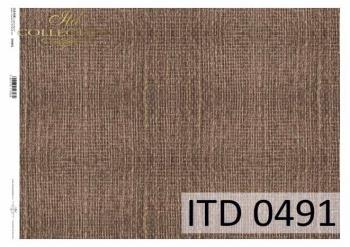 Papier decoupage ITD D0491M