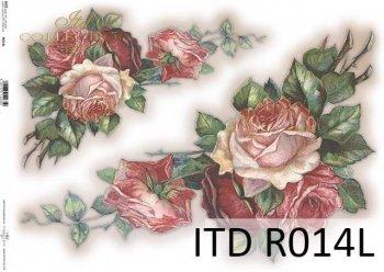 Papier ryżowy ITD R0014L