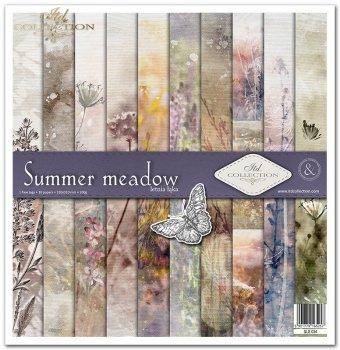 Zestaw do scrapbookingu SLS-034 Summer meadow