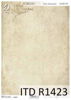 Papier ryżowy ITD R1423