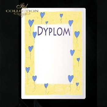 dyplom DS0245