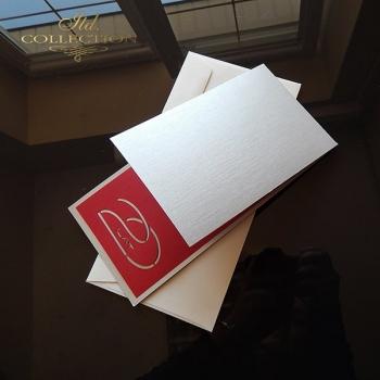 Zaproszenie biznesowe ZB1050 z kopertą