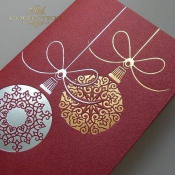 Kartki bożonarodzeniowe / kartka świąteczna K616