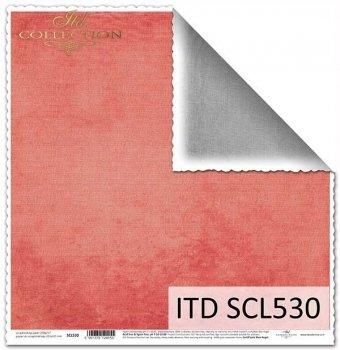 Papier scrapbooking SCL530