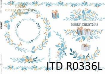Papier ryżowy ITD R0336L