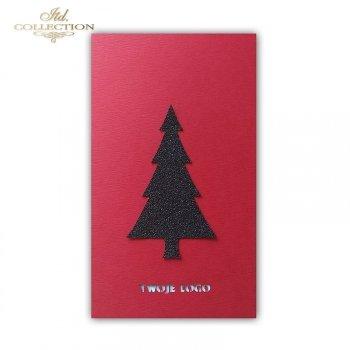Kartki bożonarodzeniowe / kartka świąteczna K642