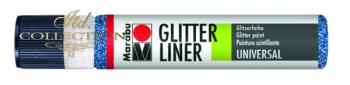 Liner Glitter 25 ml - Sapphire 594