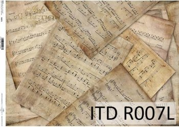 Papier ryżowy ITD R0007L