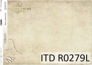 Papier ryżowy ITD R0279L