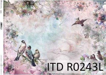 Papier ryżowy ITD R0243L