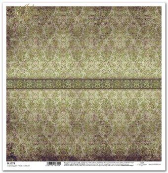 Papier scrapbooking SL1071