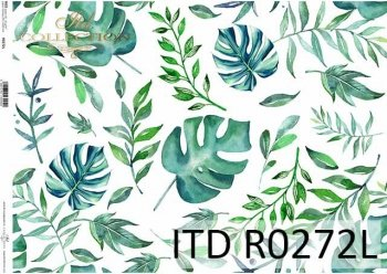 Papier ryżowy ITD R0272L