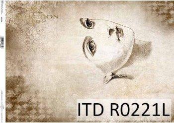 Papier ryżowy ITD R0221L