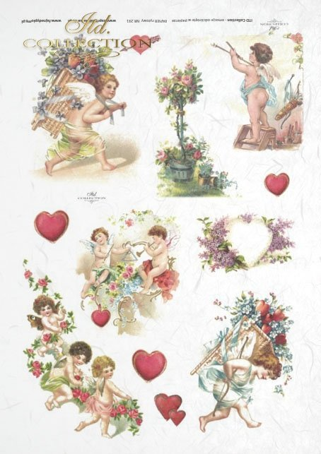in love, Valentine's Day, heart, amor, cupid, R291