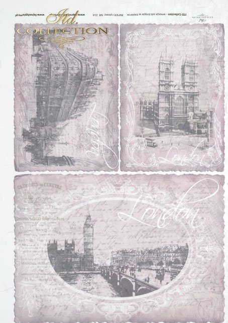 rice-paper-decoupage-old-postcards-London-beautiful-cities-retro-R0214