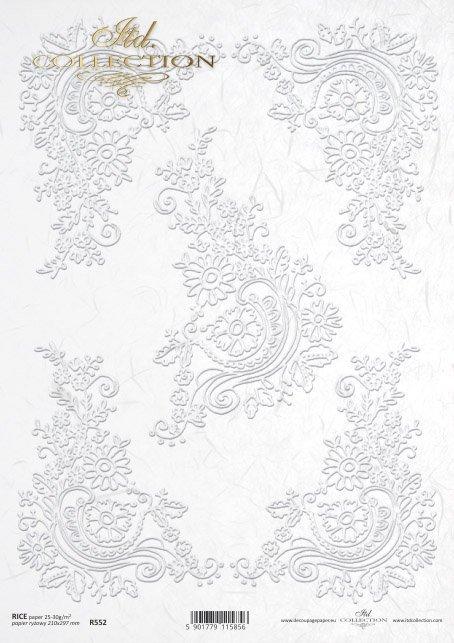 lace, hand-made, handmade, R552