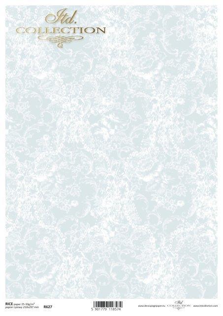 рисовая бумага для декупажа R0627