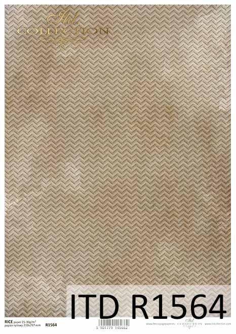 Papier decoupage brązowe tło*Brown decoupage paper background