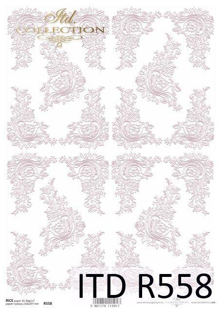 koronka, koronki, robótki ręczne, koronkowy, koronkowe, koronkowa, R558