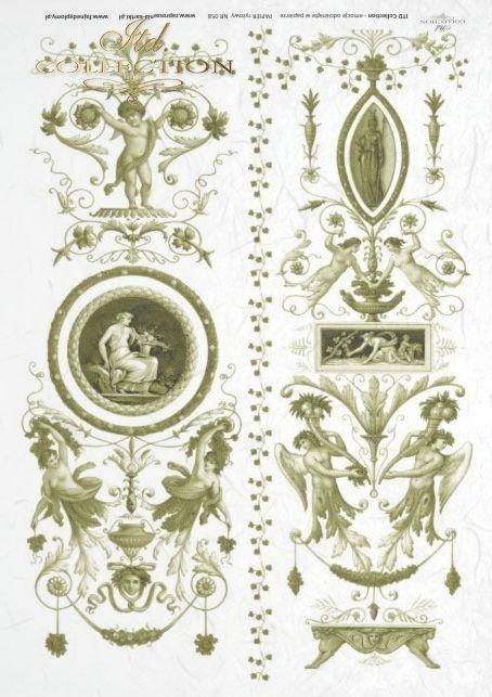 medallion, medallions, antique, flower, flowers, decoration, decorations, ornament, ornaments, R058
