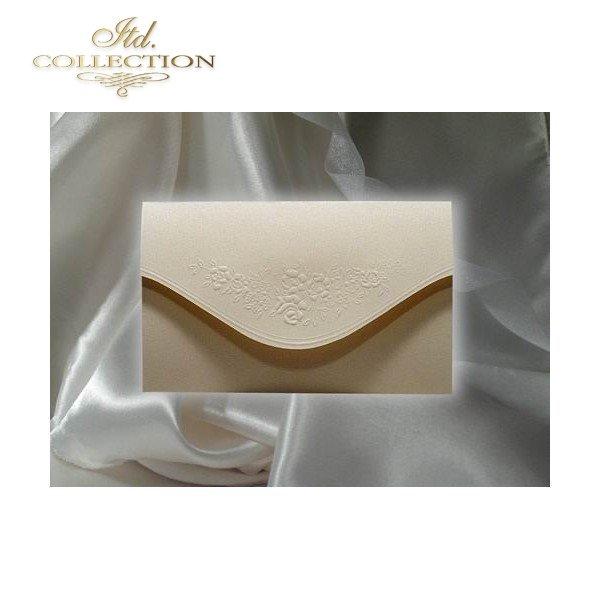 Einladungskarten / Hochzeitskarte 1204