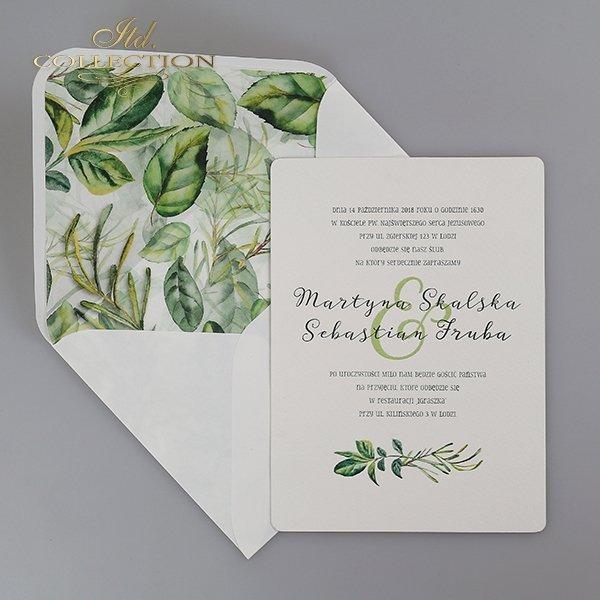 Einladung 2062 Hochzeitseinladungen*Pozvánka 2062 svatební pozvánky*Invitación 2062 invitaciones de boda