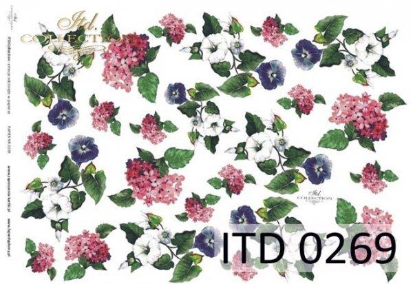 Decoupage paper ITD D0269M