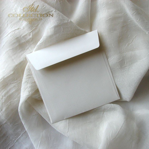 .Envelope KP01.02 140x140 naturally white