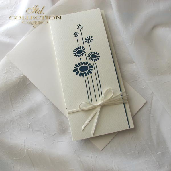 Invitations / Wedding Invitation 01729_61_brown