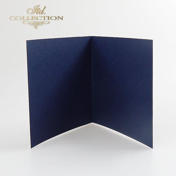 Card Base BDK-014 * navy blue colour