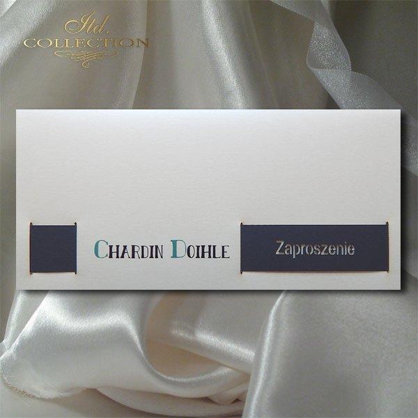 Business invitation ZB1013