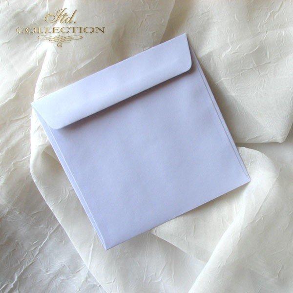 .Envelope KP02.01 156x156 white