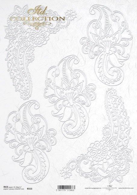 lace, hand-made, handmade, R553