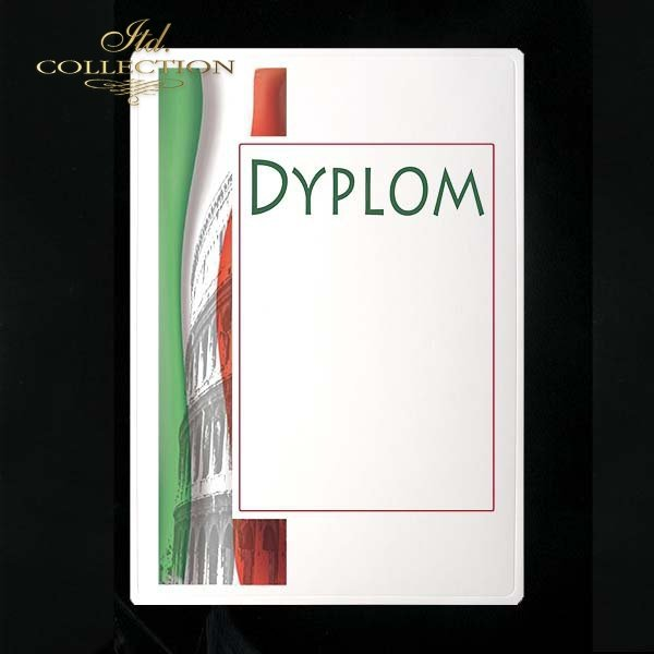 dyplom DS0128