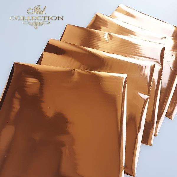 Termoton foils, dorado foils, decoupage, scrapbooking, mezcla de medios*Termotonfolien, Vergoldungsfolien, Decoupagefolien, Scrapbooking, Mischmedien