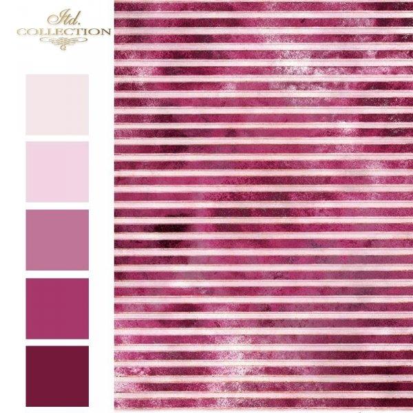 dekoracyjne-paski-róż-i-złoto-papier-ryżowy-do-decoupage-rice-paper-R1597