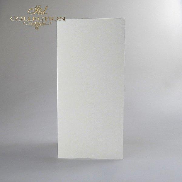 Baza do kartki BDK-006 210x100 mm * Biel naturalna