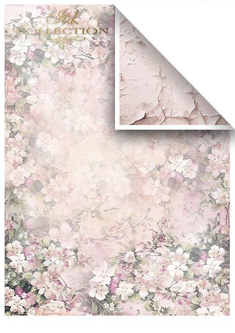 Zestawy-papierow-do-scrapbookingu-zestaw-Lato-w-rozach-SCRAP-045-16-ptaszki-motylki-kwiatki-kwiatuszki-mediowe-struktury-tla-struktury-farb-desek-spekaliny-crak