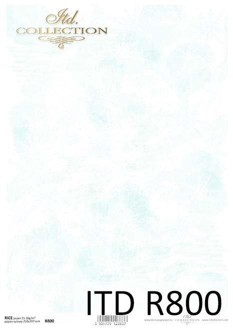 Papier ryżowy ITD R0800