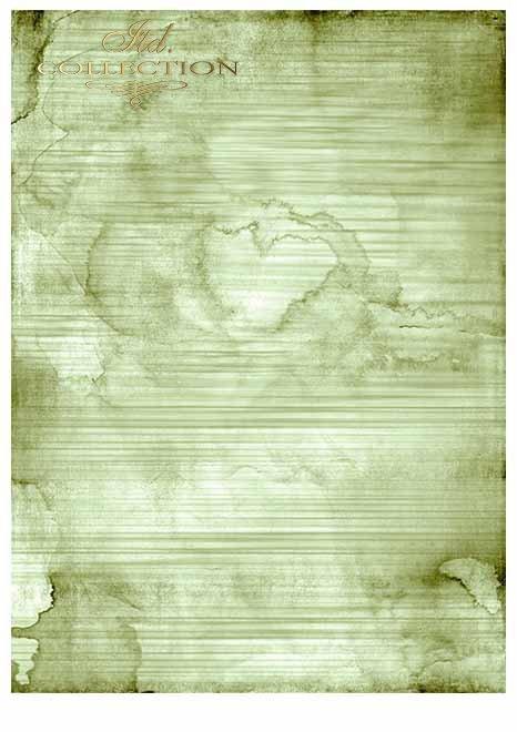 Papiery do scrapbookingu w zestawach - Aniołki i choinki*Scrapbooking-Papiere in Sets - Engel und Weihnachtsbäume