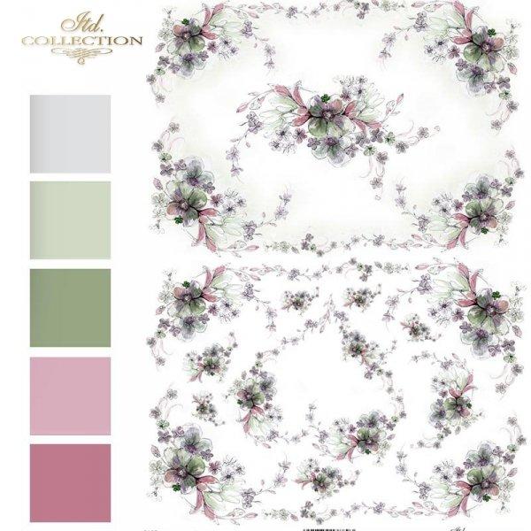 papier-ryżowy-drobne-kwiatuszki-dekory-szlaczki-rice-paper-small-flowers-decors-lines-R1370