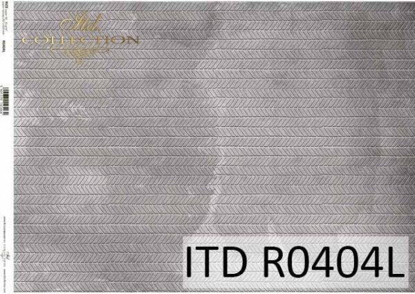 Papier ryżowy ITD R0404L