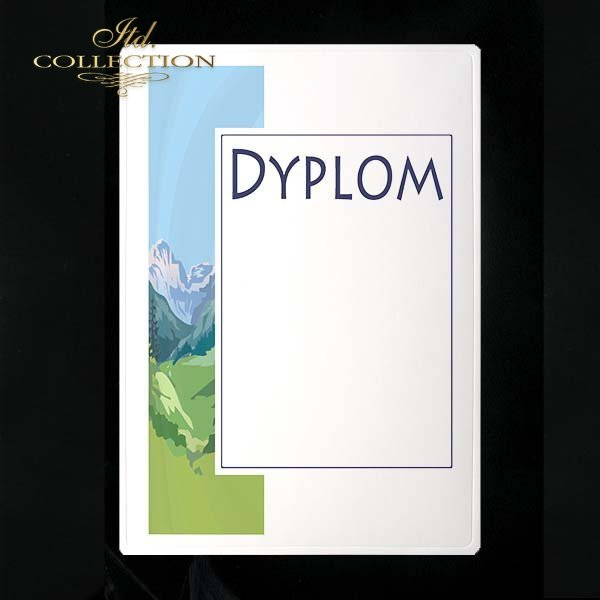 dyplom DS0145
