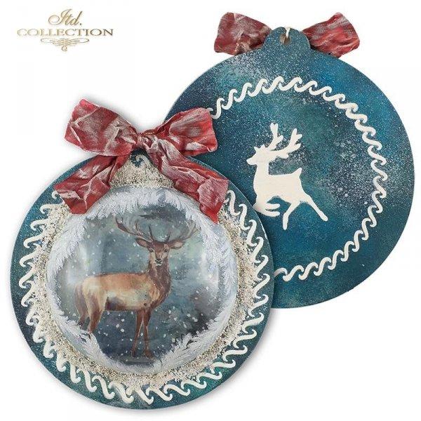 Bazy HDF, Bombki do dekorowania, ozdoby świąteczne