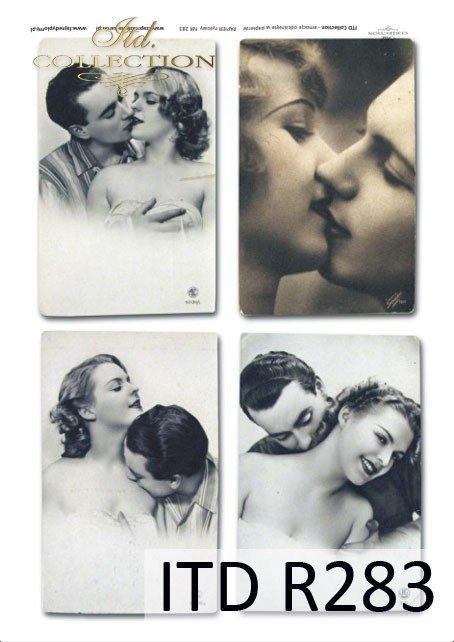 zakochani, miłość, romans, czułość, namiętność, romantyczne, romantyczny, kochankowie, R283