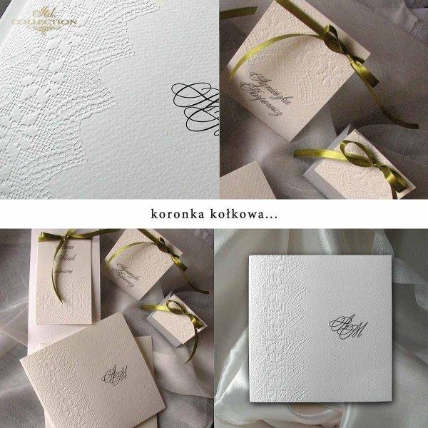 Zaproszenia ślubne / zaproszenie 2023