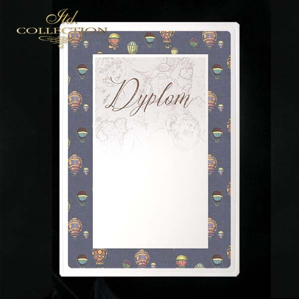 dyplom DS0038